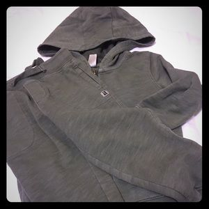 Carter's 2 piece jacket & pant jogger set.